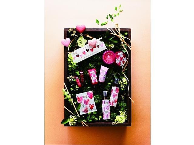 画像: 豊かな春を楽しむ!ハートフルな2つのアロマの香り