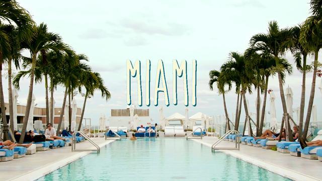 画像: マイアミ、ホテルの概念を変える自然空間に泊まる。【食べて、泊まって、恋をして】