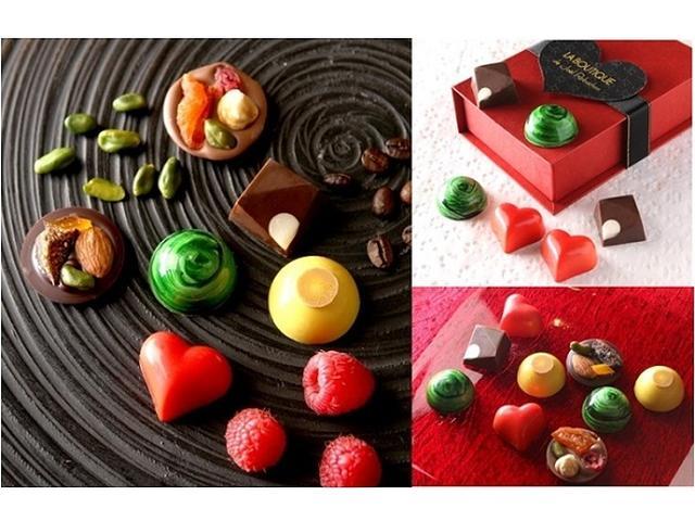 画像: フレンチの巨匠が贈る特別なバレンタインショコラ
