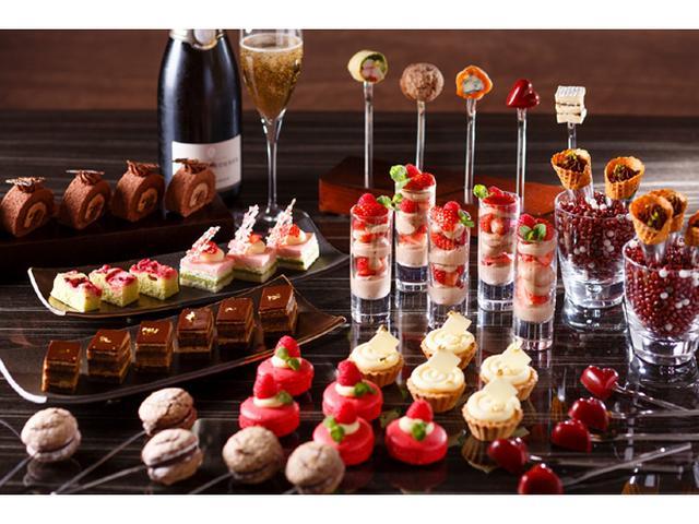 画像: チョコ&シャンパンで乾杯!3日間限定バレンタインイベント