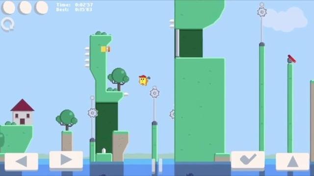 画像: 【Upcoming】プラットフォームアクションとゴルフゲームを組み合わせた『Golf Zero』がおもしろそう♪