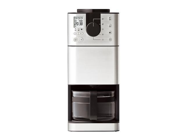 画像: おいしさプロ並み!MUJI「豆から挽けるコーヒーメーカー」