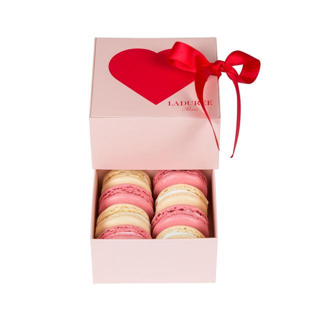 画像: バレンタインは、ラデュレのロマンティックな限定ボックスとともに愛を伝えて。