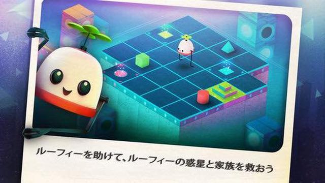 画像: 【今日の無料アプリ】360円→無料♪Appleオススメ!今週のAPPなパズルゲーム!「Roofbot」他、2本を紹介!