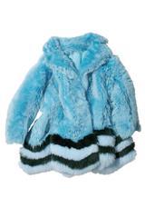 画像: ファーコートで寒さ撃退! 個性を主張するセレブの最旬コーディネイト。