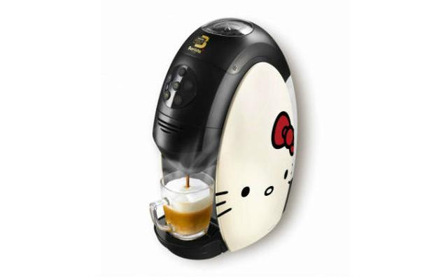 画像: おうちカフェ派にオススメ「ネスカフェ バリスタ」にハローキティモデルが数量限定で登場♡