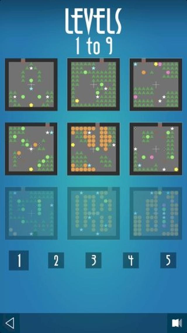 画像: シンプルだけど奥の深い戦術思考が楽しめるボードゲーム風パズルアプリ『シェイプランド』