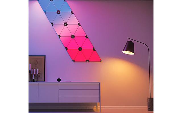 画像: アプリで色が七変化!カラーも形も組み合わせ自由な「オーロラライト」がMoMAストアに登場