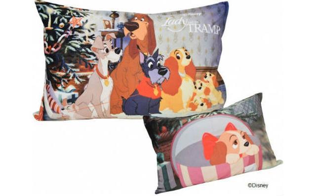 画像: 名場面がオトナかわいいデザインに♡ディズニー人気キャラが大集合した「枕カバー」がステキ