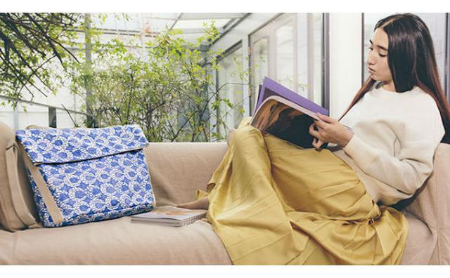 画像: 長~く愛用できちゃう♡下町の職人さんが作るテキスタイルブランドのバッグがステキ