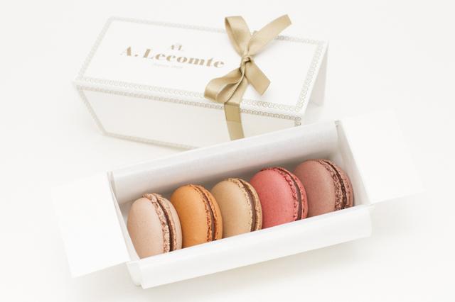 画像: フランス菓子店「ルコント」にホワイトデー限定商品が登場。