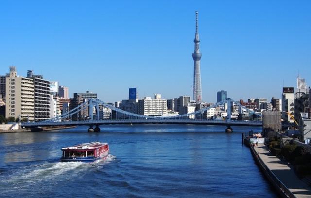 画像: 隅田川のリバービューを満喫☆東京観光におすすめのおしゃれなリノベーションホテルが今春オープン!