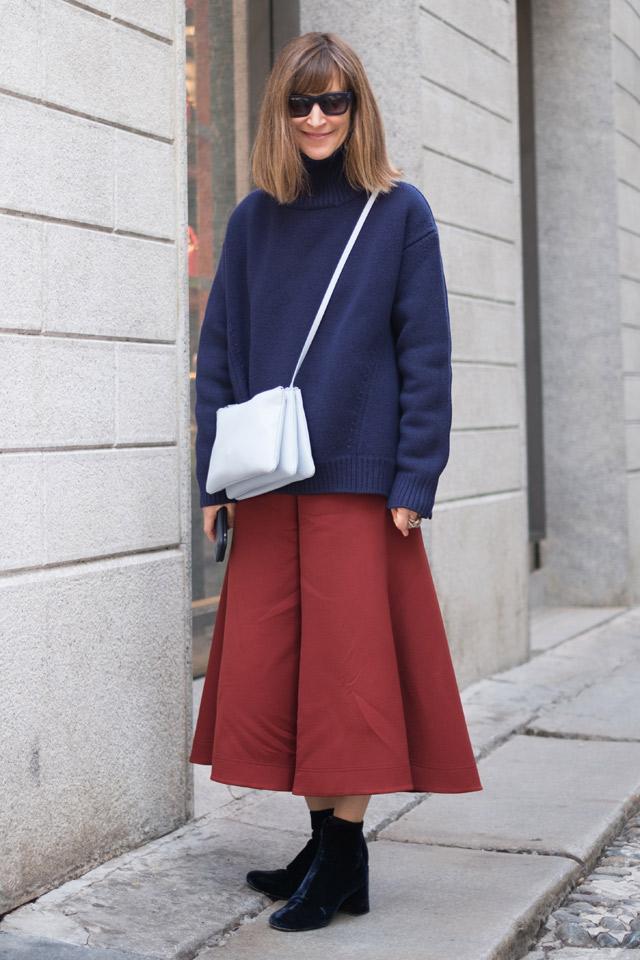 画像: ミラノのファッショニスタに聞く、「リアルに使えるバッグは?」