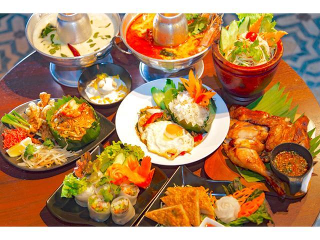 画像: 渋谷でタイへのショートトリップ!? 本格タイ料理がオープン