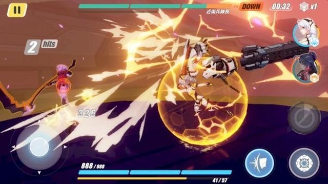 画像: 3Dでヌルヌル動くハイクオリティ本格アクションアプリ『崩壊3rd』が超絶楽しくてオススメ!