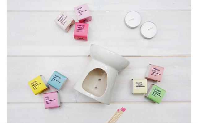 画像: 自分好みの香りにカスタマイズできちゃう!とろけて香るアロマ『コロコロキャンドル』がステキ♡
