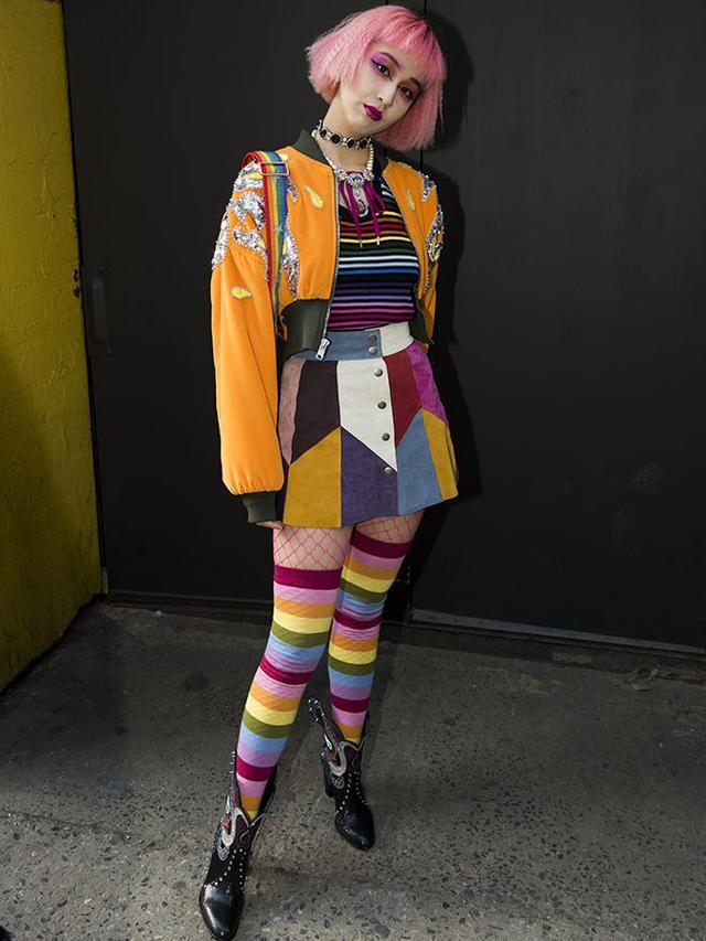 画像: マーク ジェイコブスのショーに人気モデル水原佑果が参戦。驚きと感動の連続、NY滞在をレポート。