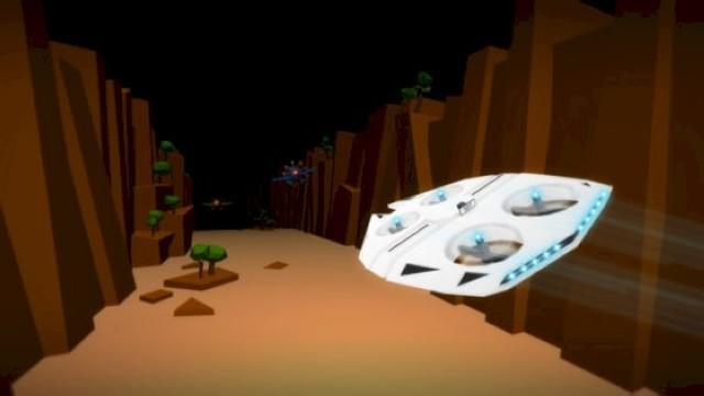 画像: 目指せ、凄腕ドローンパイロット!険しい渓谷を飛び抜けるフライトアクションアプリ『Drone Racer』