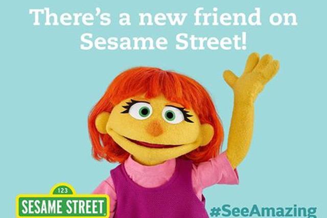 画像1: 1969年から40年以上に渡り、アメリカの子どもたちの人気番組の座にいる『セサミ・ストリート』。4月10日の放送から登場する新キャラクターに自閉症の少女が登場すると発表されました。 新キャラクターはジュリア、年齢は4歳。 『セサミ・ストリート』の公式Facebookページでは新キャラクターに関する発表が投稿されましたが、歓迎を示す1.7万件もの「いいね!」が獲得されています。 2015年にはすでに公式サイトのストーリーブックに登場していましたが、テレビ放送に出演するのは初めてです。 初登場シーンでビッグバードを無視? CBSの番組に登場したセサミ・ストリートの脚本家、クリスティン・フェラーロさんは「ジュリアの初登場シーンでは、ビッグ [...] irorio.jp