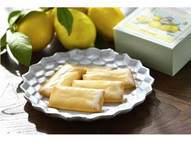 画像: レモンの香りが爽やか!春夏の贈り物にぴったりの焼き菓子