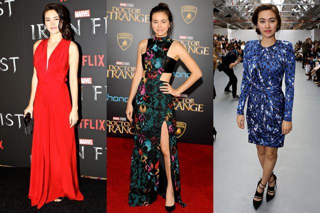 画像: 戦う女侍を演じるジェシカ・ヘンウィック。アジア人女優としてハリウッドの新しい未来を切り拓く!