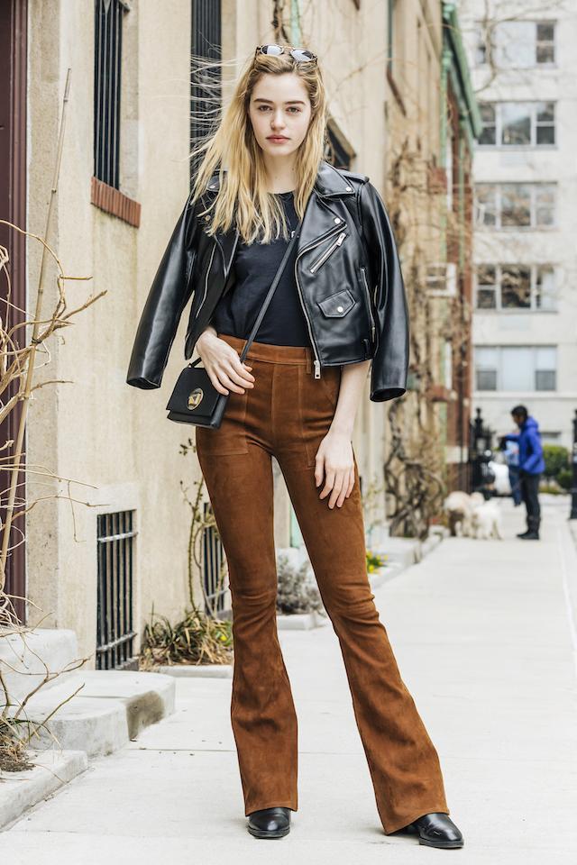 画像: モード派 vs メンズライク派、NYモデルのお仕事ブーツを拝見!