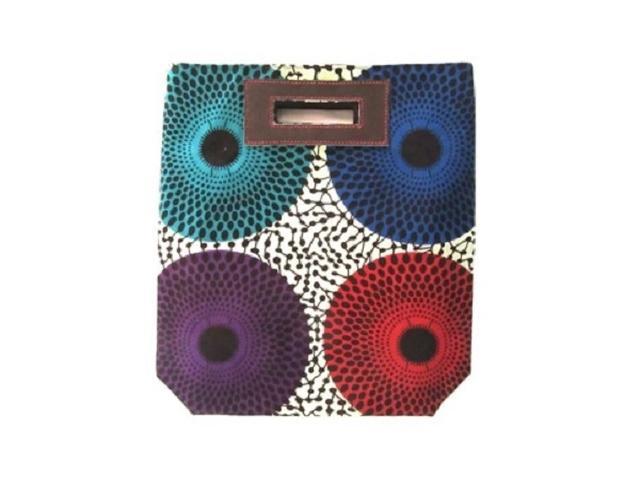 画像: 圧倒的な美しさ!アフリカ布バッグのポップアップストア