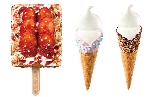 画像: 話題のソフトクリームやワッフルも!コールドストーンが初のテイクアウト専門店を新宿にオープン☆