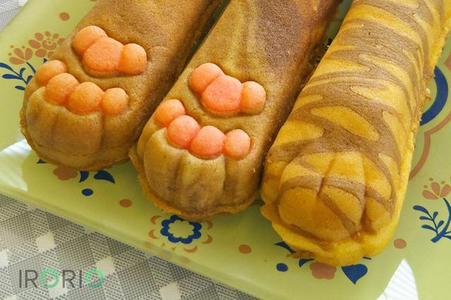 画像1: ぷにぷにとした桃色の肉球が、猫好きの心をぎゅっとつかまえます。 思わず握りたくなるカステラ「猫手焼」(ねこてやき)が、4月18日ごろからインターネット上で話題になっています。 製造する埼玉県加須(かぞ)市の菓子メーカー・ざりがに堂に、商品の背景について伺いました。 猫好き高じて 猫手焼は2016年2月から販売。 ココア味とかぼちゃ味を中心に、季節に応じて数種類をつくっています。 動物好き、猫好きの1人として、猫が好きな人たちの気持ちをもっと満足させるようなお菓子がつくれないだろうかと考えました。 およそ3年の歳月をかけてこのような形にたどり着きました。 立体感にこだわり 特に目を引くのは、今にもじゃれてきそうなリアルな肉球です。 金 [...] irorio.jp
