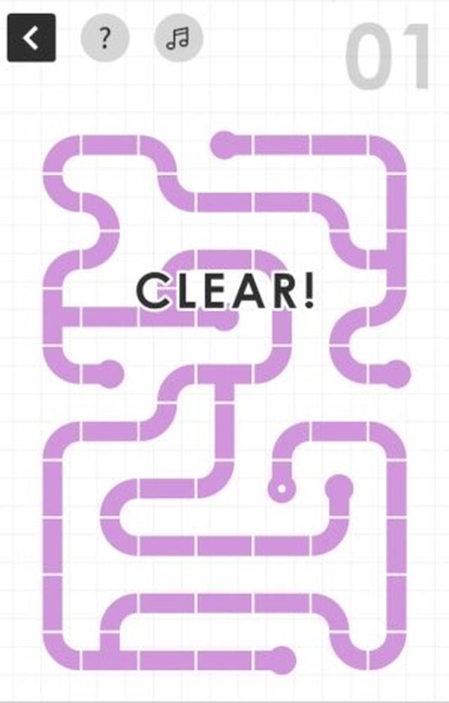 画像: お手軽だけどけっこう難しい!柔軟思考が必要になる回転タイプのコネクトパズルアプリ『くるピタ』