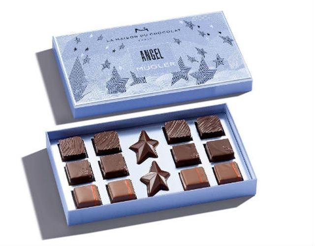 画像: 香水をショコラで表現♡ミュグレー×ラ・メゾン・デュ・ショコラがコラボしたコレクションが登場!