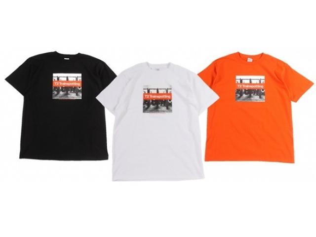 画像: 映画「トレインスポッティング」限定コラボTシャツが熱い!
