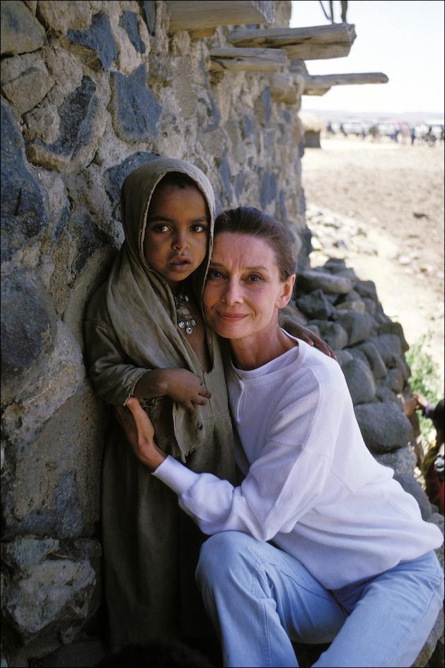 画像: 真の美しさを知る女優、オードリー・ヘプバーン──ジーンが選ぶVOGUEな女性。