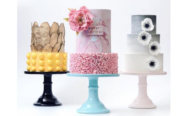 画像: 美しすぎて食べられない...!アート作品のようなデコレーションケーキにうっとり♡