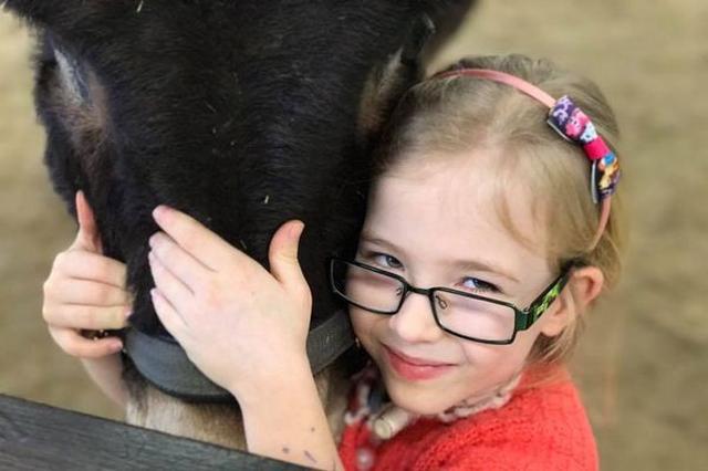 """画像1: 少女に奇跡をもたらした1頭のロバをご紹介したい。 飼い主から顧みられることなく、アイルランドの農場で傷だらけの状態で縛られていた、ロバのショックスである。 保護され人々を癒す仕事に その後ショックスは救出され、英バーミンガムにある「The Donkey Sanctuary in Birmingham」で、皆に愛されながら暮らしている。 助け出されたショックスは、今度は助ける側に回ることに。虐待や飼育放棄を受け保護されたロバの多くが、ここではアニマルセラピーの役割を担っているのだ。 セラピードッグならぬ、""""セラピードンキー""""といったところか。 少女との出会い ショックスは2013年、当時2歳だったアンバーという [...] irorio.jp"""