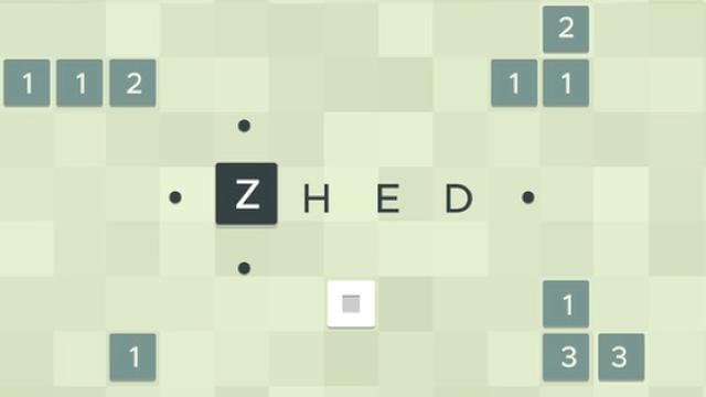 画像: シンプルだけどかなり頭を使う!ミニマルなパズルアプリ『ZHED』が超絶おもしろくてオススメ♪