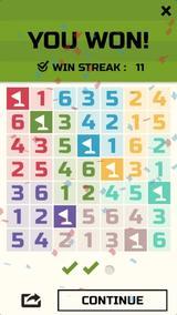 画像: 数独+マインスイーパ!最高の中毒性を持つロジカルパズルアプリの傑作『Sudoku Sweeper』