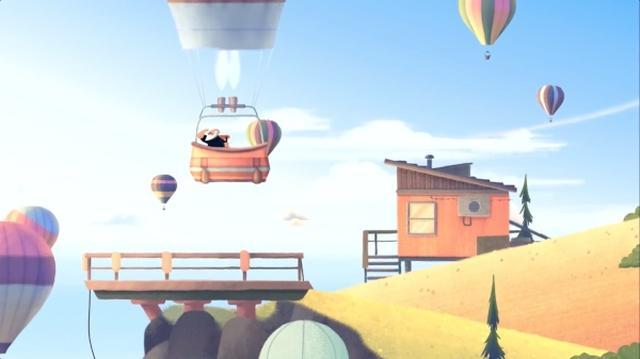 画像: 【Upcoming】絵本のような雰囲気のパズルアドベンチャーアプリ『Old Man's Journey』が5月18日にリリース!
