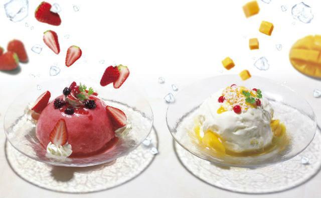 画像: ケーキみたいなかき氷&マンゴースイーツ☆銀座コージーコーナー夏季限定スイーツが華やか♡