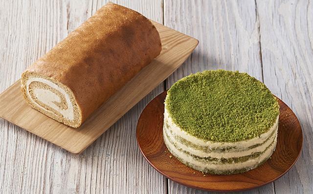 画像: ルタオの新作は日本茶スイーツ!抹茶×豆乳のソイティラミスやほうじ茶ロールケーキでほっと一息☆