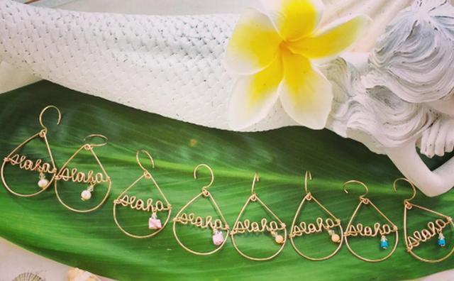 画像: 桐谷美玲もピアスを愛用☆ハワイの素材を使った「レイナイア」のハンドメイドアクセが素敵