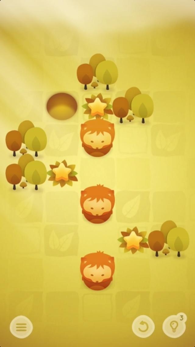 画像: パズル好きも満足する?可愛いキツネのスライドパズルゲームアプリ『What, The Fox?』