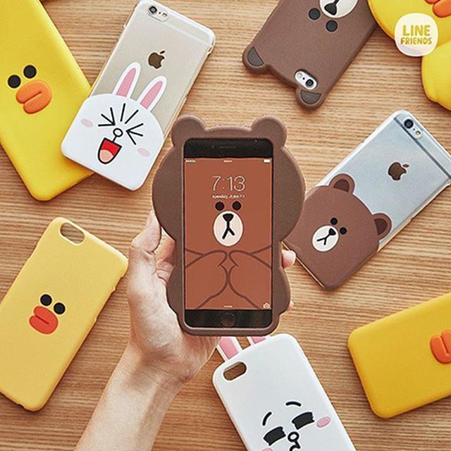 画像: ギズモビーズ、LINEフレンズ、PhoneFoamなど古畑星夏愛用のiPhoneケースをチェック☆
