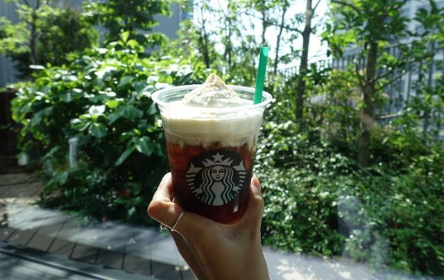 画像: スタバの新作はスッキリなのにクリーミー♡発売前の「コールドブリュー クリームフロート」を飲んでみた!