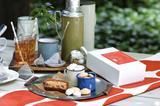 """画像: おしゃピクテーマは """"おやつのお弁当""""。キハチの「OYATSU BENTO」で青空ティータイムを♪"""