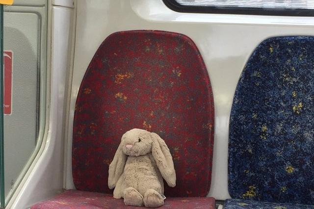 画像1: 5月19日、豪シドニーの中心部からシティ・ラインで、家族とはぐれてひとりぼっちになってしまったウサギのぬいぐるみがいた。 電車を降りるときに落としてしまった バギーに乗った子どもが、Wynyard駅で電車を降りるときに落としてしまったのだという。この様子を見ていたアンドリュー・パーカーさんは、すぐにウサギのぬいぐるみを保護。しかし、電車の扉が閉まってしまい、家族に手渡すことはできなかった。 そこでアンドリューさんは、家族を探すため、Twitterで協力を呼び掛けた。 I'm sad. A child dropped bunny from pram getting off at Wynyard as doors close [...] irorio.jp