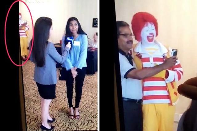 画像1: 大変な努力と苦労の末、奨学金を手にした娘がいたとしよう。 父親であれば、そんな娘を誇らしいと思うに違いない。 しかし、そうとは限らないのでは?と思わせるパパが話題となっている。 きっかけは奨学金を獲得した当の娘である、Iqra HosainさんのTwitter。 priorities Me: is getting interviewed after winning a scholarship My dad: taking a selfie with Ronald McDonald pic.twitter.com/MAZTNLzL7y — iqra hosain (@iah98) 2017年5月19日 ツイートにはインタビューを受 [...] irorio.jp
