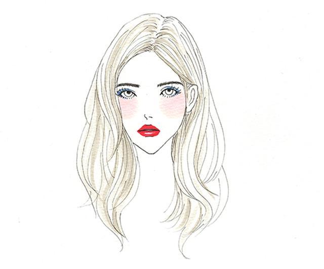 """画像: ポイントは透明感。NARS 新作コレクションで赤いリップが印象的な""""夏の妖精メイク""""を提案"""