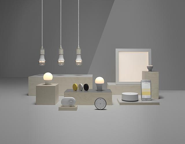 画像: IKEAのスマート電球がデジタルアシスタントに対応!スマホひとつで家の灯りを簡単操作♩
