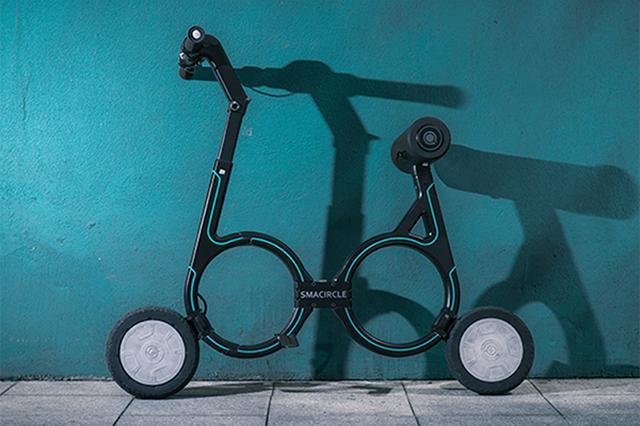画像: 持ち運びに便利♪バックパックに入るほど小さく折りたためる電動自転車が登場